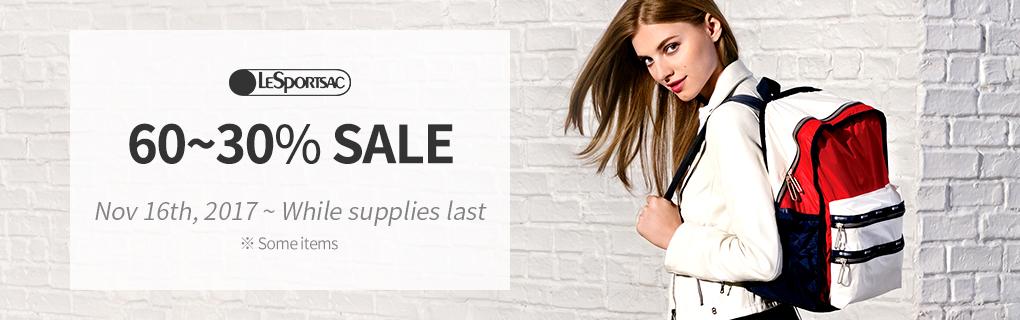 LESPORTSAC 40% Sale