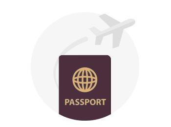 填写出境信息,领取现金积分。