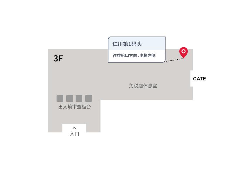 仁川第1国际码头