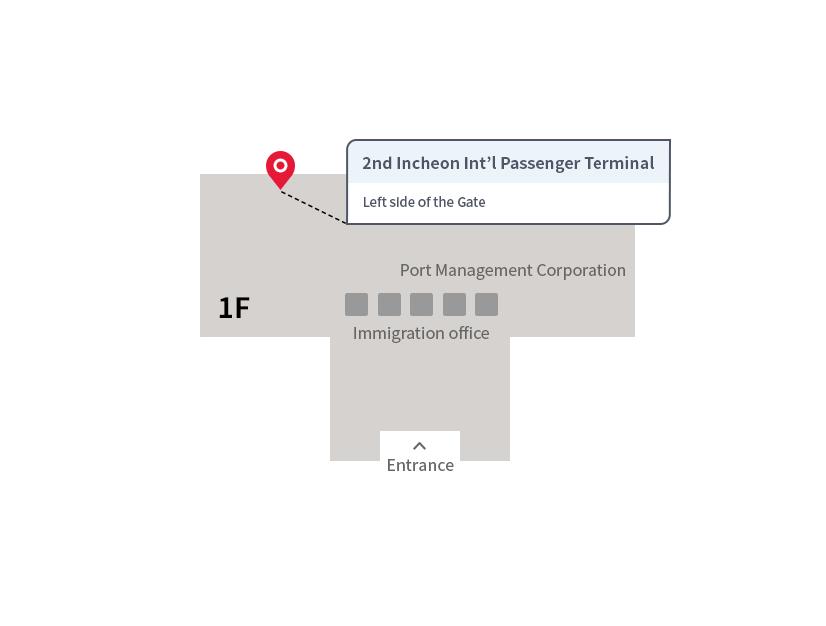 2nd Incheon Port International Passenger Terminal