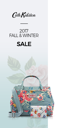 Cath Kidston 2017 FALL & WINTER SALE