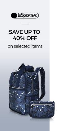 SAVE UP TO 40% OFF on selected items