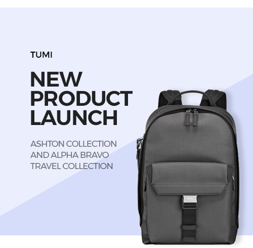 TUMI New Product Launch