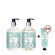 BODY 2 PIECES(SHOWER+LOTION) CHERRY BLOSSOM+HAND CREAM GIFT
