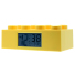 LEGO Brick Clock Yellow