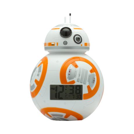 Bulb Botz Star Wars Episode 7 BB-8 7.5 Tall Alarm Clock
