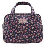 SMALL BOXY BAG O C MALLORY DITSY NAVY