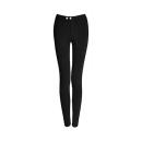 SP68 K-XJ025 FLEECE 魔术裤 BLACK