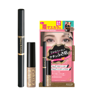 FIT FIBER IN DOUBLE BROW 01 COLORING EYE BROW 03   眉笔眉膏两种入套装