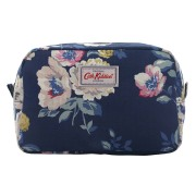 OVERNIGHT POUCH WINDFLOWER BUNCH 收纳包 NAVY