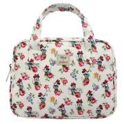 DISNEY SMALL BOXY BAG MINNIE LINEN SPRIG CREAM