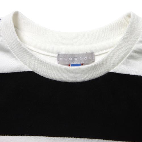 [BLUEDOG] BLD BOARDER STRIPE T SHIRT 儿童T恤