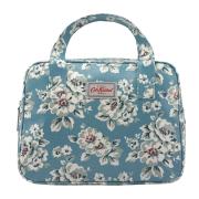 SMALL BOXY BAG O C ELVINGTON ROSE SOFT TEAL
