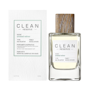 CLEAN RESERVE SMOKED VETIVER 100ml EDP