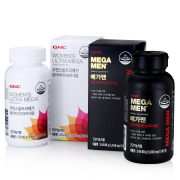 ULTRA MEGA MEN AND WOMENS SET 90 TABLETS 2ea FATIGUE RECOVERY BODY CONDITION CONTROL