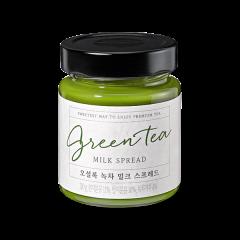 OSULLOC GREEN TEA MILK SPREAD 200g