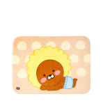 LITTLE FRIENDS COZY FLANNEL BLANKET JAY G 毛毯