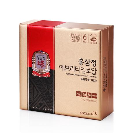 홍삼정 에브리타임로얄 10ml 30포