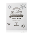 107 SNOW MASK PACK 8 SHEETS