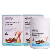 GREENSHELL MUSSEL 1500mg 100 CAPSULES X 2