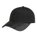 GLITTER VISOR ADJUSTABLE TYPE CAP NEW YORK YANKEES